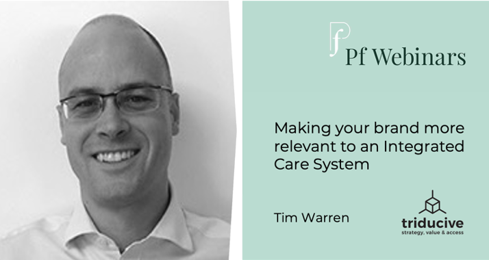 Webinar: Integrated Care Pathways